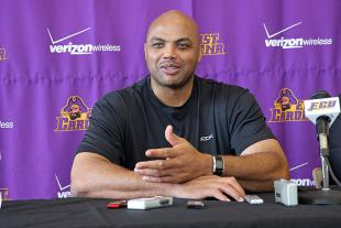 Picture of quotation author Charles Barkley