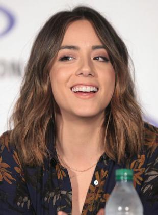 Picture of quotation author Chloe Bennet