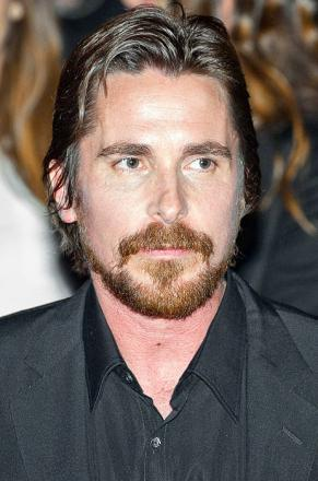 Picture of quotation author Christian Bale