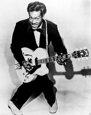 Picture of quotation author Chuck Berry