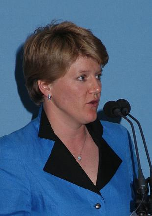 Picture of quotation author Clare Balding