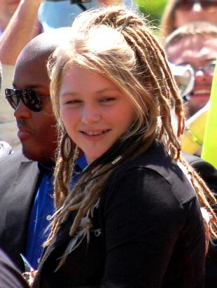 Picture of quotation author Crystal Bowersox