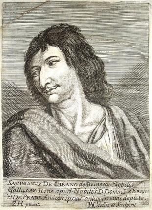 Picture of quotation author Cyrano de Bergerac