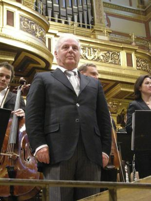 Picture of quotation author Daniel Barenboim