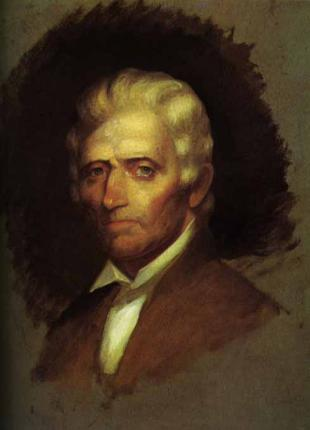 Picture of quotation author Daniel Boone