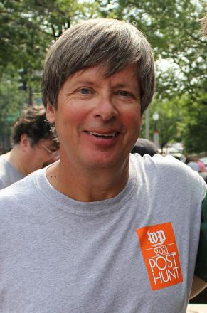 Picture of quotation author Dave Barry