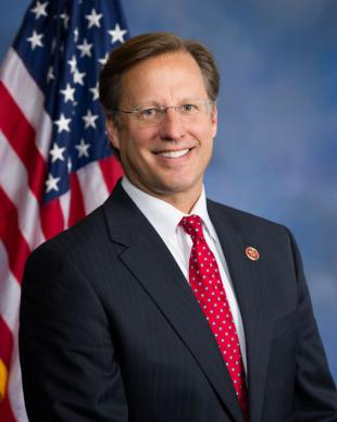 Picture of quotation author Dave Brat