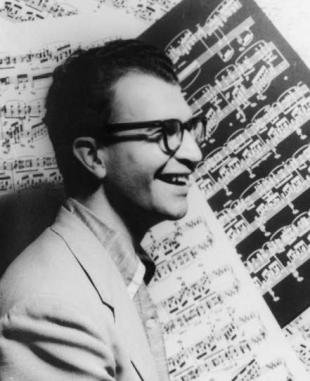 Picture of quotation author Dave Brubeck