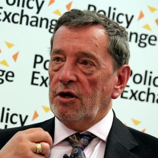 Picture of quotation author David Blunkett