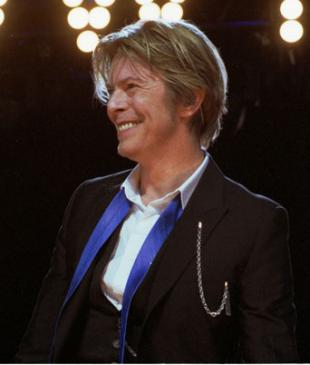 Picture of quotation author David Bowie