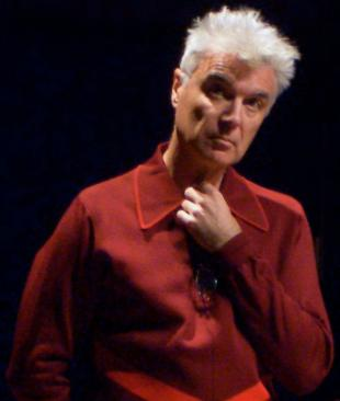 Picture of quotation author David Byrne