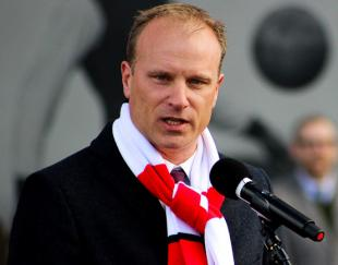 Picture of quotation author Dennis Bergkamp