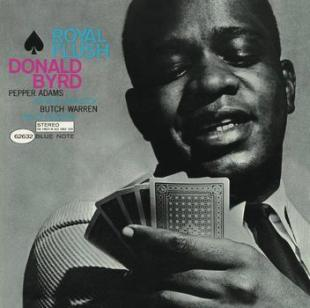 Picture of quotation author Donald Byrd