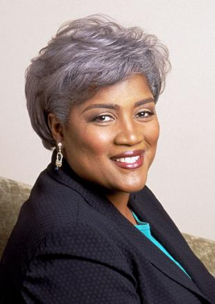 Picture of quotation author Donna Brazile
