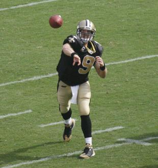 Picture of quotation author Drew Brees