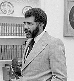 Picture of quotation author Ed Bradley