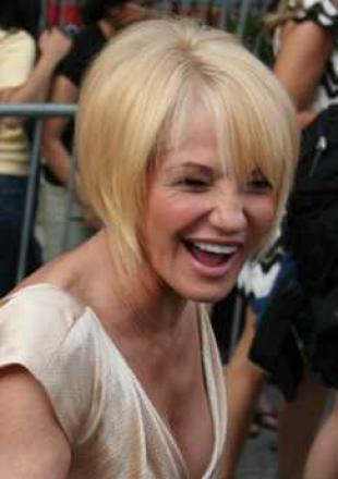Picture of quotation author Ellen Barkin