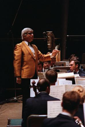 Picture of quotation author Elmer Bernstein