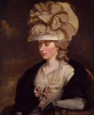Picture of quotation author Fanny Burney
