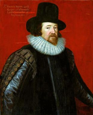 Picture of quotation author Francis Bacon