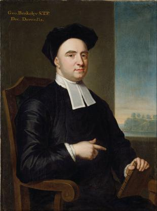 Picture of quotation author George Berkeley
