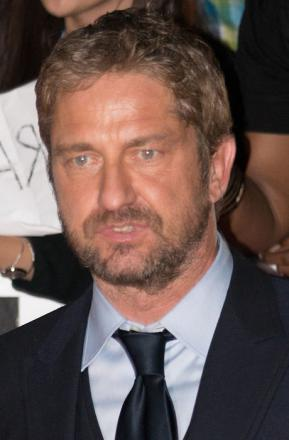 Picture of quotation author Gerard Butler