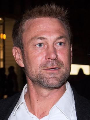 Picture of quotation author Grant Bowler