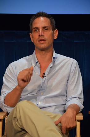 Picture of quotation author Greg Berlanti