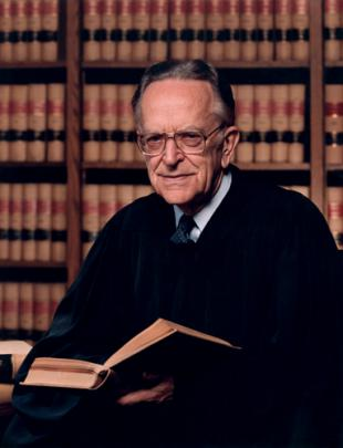 Picture of quotation author Harry A. Blackmun