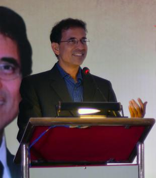 Picture of quotation author Harsha Bhogle