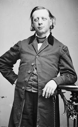 Picture of quotation author Henry Ward Beecher
