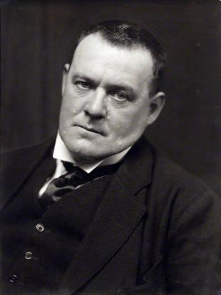Picture of quotation author Hilaire Belloc
