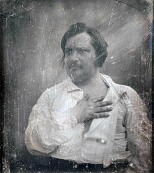 Picture of quotation author Honore de Balzac