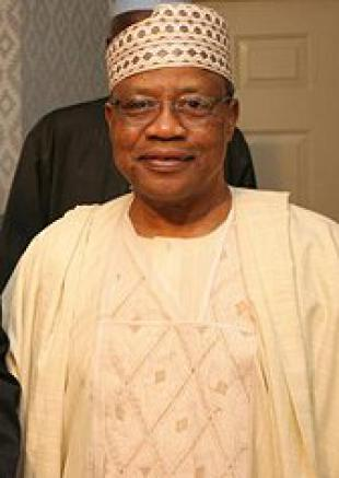 Picture of quotation author Ibrahim Babangida
