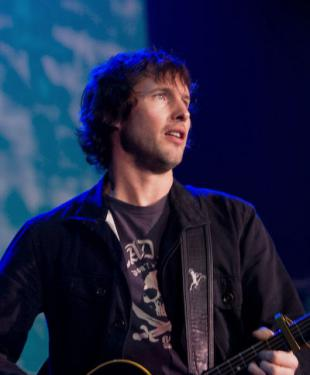Picture of quotation author James Blunt