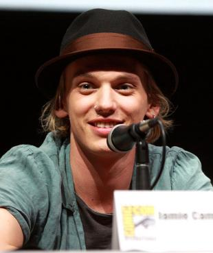 Picture of quotation author Jamie Campbell Bower