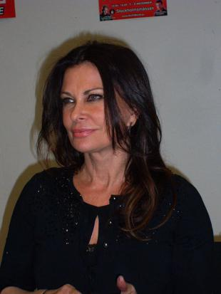 Picture of quotation author Jane Badler