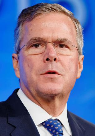 Picture of quotation author Jeb Bush
