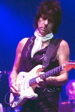 Picture of quotation author Jeff Beck