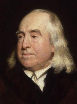 Picture of quotation author Jeremy Bentham
