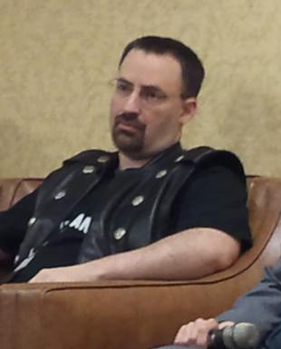Picture of quotation author Jim Butcher