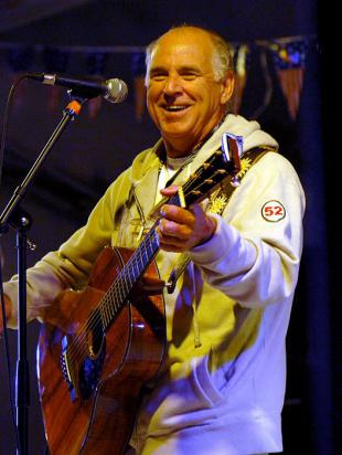 Picture of quotation author Jimmy Buffett