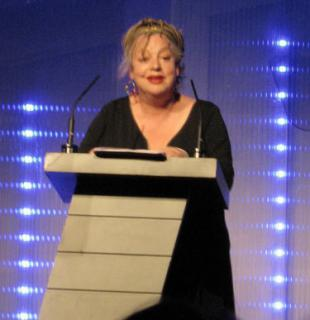 Picture of quotation author Jo Brand