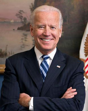 Picture of quotation author Joe Biden