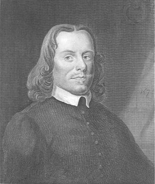 Picture of quotation author John Bunyan
