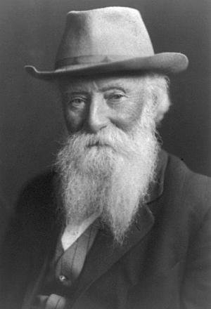 Picture of quotation author John Burroughs