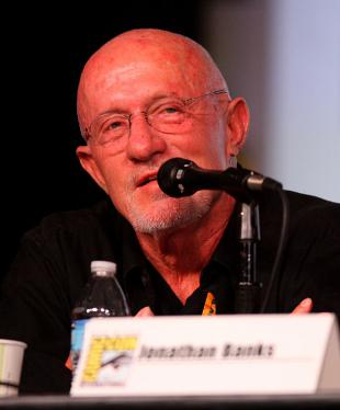 Picture of quotation author Jonathan Banks