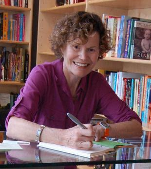 Picture of quotation author Judy Blume