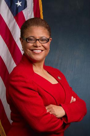 Picture of quotation author Karen Bass