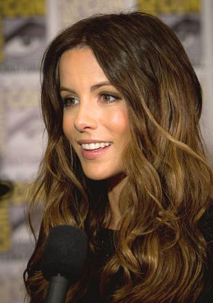 Picture of quotation author Kate Beckinsale